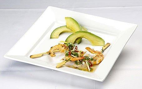 Krevety s jalapeno marinádou